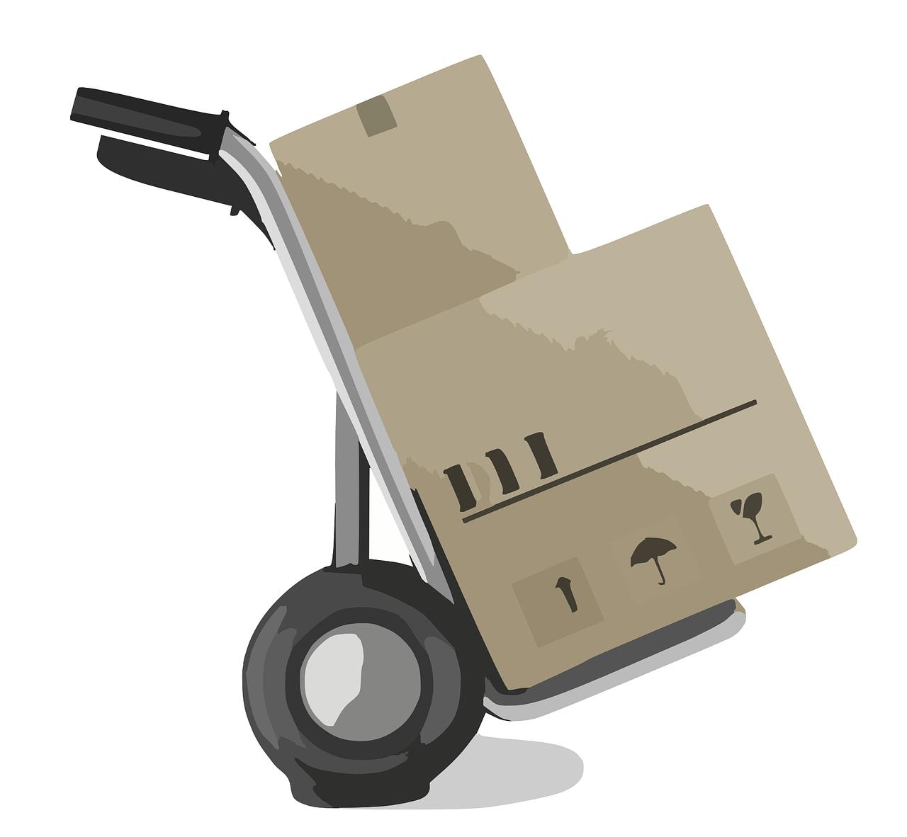 Forsendelse med TNT - find den billigste løsning online